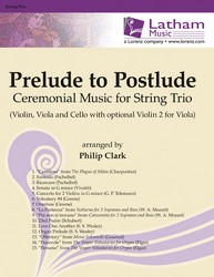 Prelude to Postlude cover